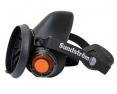 Polomaska SUNDSTRÖM SR 100 upevnění pro centrální filtr 2 výdechové ventily černá velikost L/XL