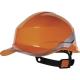 Ochranná průmyslová přilba BaseBall Diamond V reflexní pruhy oranžová