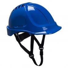 Ochranná průmyslová přilba Endurance materiál ABS podbradní pásek račna  modrá