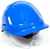 Ochranný oční zorník E-SPEC do přilby PW ENDURANCE / PROTECTOR s nosním můstkem čirý