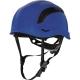Ochranná průmyslová přilba Granite Wind ventilace lezecká račna fluoro modrá