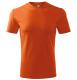 Triko Mach 2 krátký rukáv oranžovo/šedé velikost XXXL