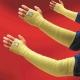 Rukávník Ansell Neptun kevlarový pletený suchý zip 559 mm žlutý