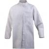 Kabát pro svářeče  DELTA VESTEB suchý zip kryté zapínání hovězí štípenka šedý