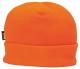 Čepice KULICH fleecová s podšívkou Thinsulate výstražně oranžová