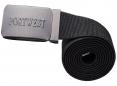 Opasek elastický pletený PES délka 100 cm tmavě modrý