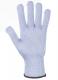 Rukavice Sabre-Lite CUT 5/D protiřezné úplet HPPE/ocelové vlákno/PES pružná manžeta šedé
