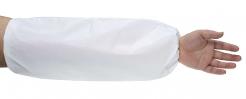 Rukávník BizTex® Microporous typ 6PB antistatický elastické konce 150ks bílý
