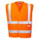 Vesta Hi Vis FR 70 výstražná reflexní pruhy nehořlavá Index 1 oranžová velikost L-XL
