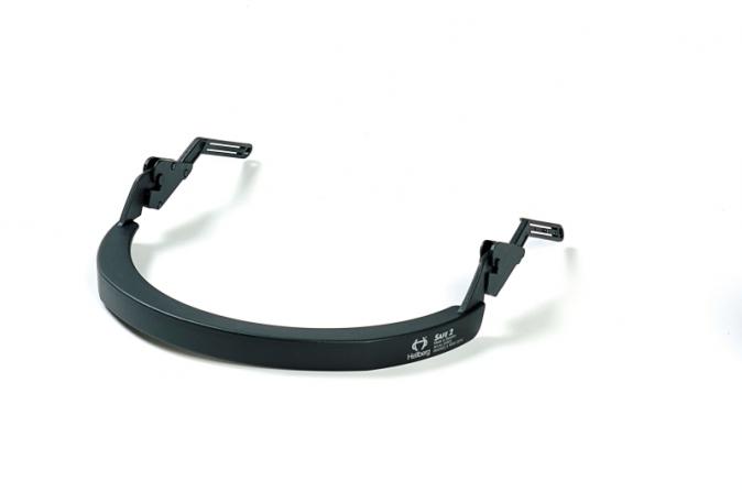 Držák štítu PROTECTOR EPOK plastový k přilbám Protecor Style řady 300 a 600 černý