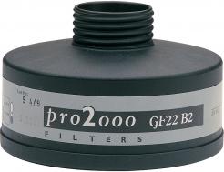 Filtr SCOTT PRO2000 GF 22 B2 se závitem 40mm x 1,7´´