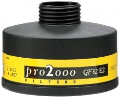 """Filtr SCOTT PRO2000 GF32 E2 se závitem 40mm x 1,7"""""""