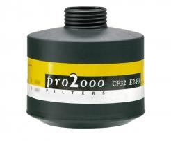 "Filtr SCOTT PRO2000 CF 32 E2P3 se závitem 40mm x 1,7"""
