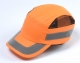 Čepice se skořepinou PROTECTOR FBC+ HC22HV výstražná oranžová