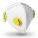 Respirátor RESPAIR F FFP2V výdechový ventil