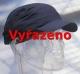 Náhradní potah na čepici se skořepinou FBC+ zkrácená délka kšiltu tmavě modrá