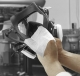 SABRECLEAR čistící a nemlžící ubrousky jednotlivě balené 20 ks