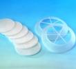 Předfiltr P proti hrubým nečistotám a kápancům pro filtry SCOTT 6 ks + 2 držáky
