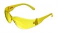 Brýle C4 atraktivní polykarbonátové stavitelné žluté