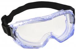 Brýle SPECTRA VU uzavřené polstrované acetátový nemlživý zorník