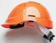 Přilba PROTECTOR STYLE 635 ventilovaná upínání novou račnou oranžová