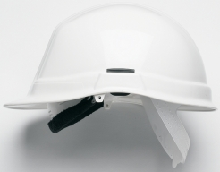 Ochranná přilba PROTECTOR TUFFMASTER II ABS bílá