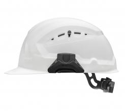 Přilba PROTECTOR STYLE 300 ELITE látkový kříž ventilovaná bílá