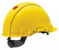 Přilba PROTECTOR STYLE 300 EXP ventilovaná žlutá