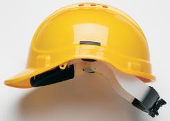 Přilba PROTECTOR STYLE 335 ELITE ventilovaná račna výstražná žlutá