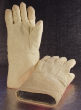 Rukavice prstové tepluodolné do 600°C dlouhé