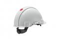 Přilba PROTECTOR STYLE 335 EXP ventilovaná račna bílá