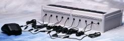 Nabíječka baterií TORNADO SMART MULTI pro 10 akumulátorů