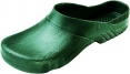 Obuv BIRBA galoše plastové tmavě zelené velikost 35-36