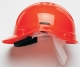 Přilba PROTECTOR STYLE 300 plastový hlavový kříž ventilovaná svítivě oranžová