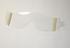 Folie ochranná samolepící na brýle Visitor a FOCOTAFF