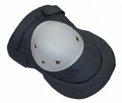 Nákoleník tvarovaný textil/plast, suchý zip