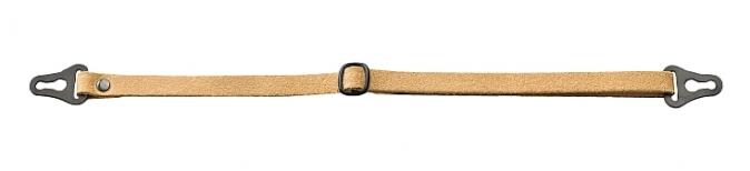 Podbradní pásek VOSS kožený přilba
