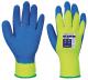 Rukavice Ansell HYCRON polovrstvené nitrilovým kaučukem na úpletu velikost 10
