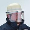 Zorník PC 320 x 200 mm hasičský FH66 větrací otvory tloušťka 2 mm čirý