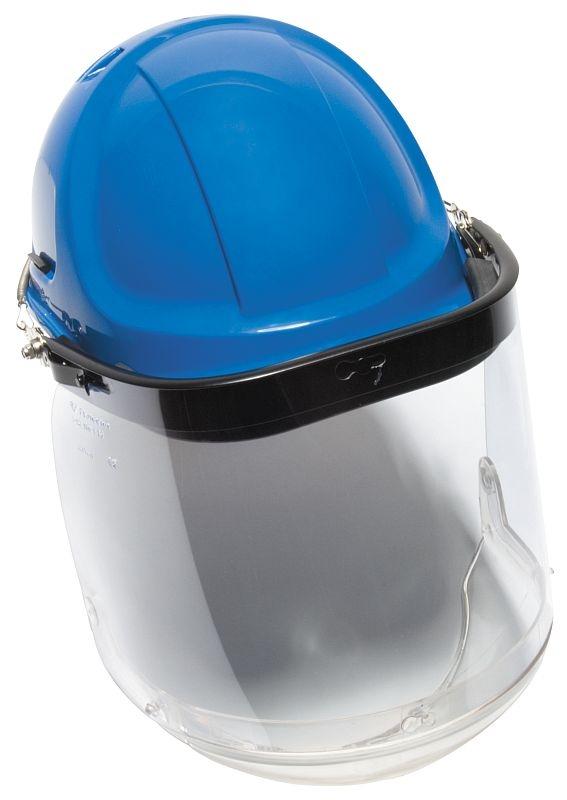 Zorník PROTECTOR INTERCHANGE IV901PC polykarbonát nemlživý ochrana brady 450x185mm čirý