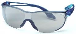 Brýle UVEX SKYLITE straničky modré nepoškrábatelný zorník šedý