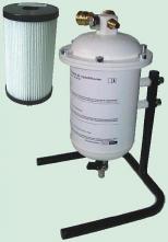 Filtrační vložka CAP tlakový vzduch