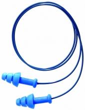 Tlumící zátky SMARTFIT sáček omyvatelné detekovatelné se šňůrkou modré
