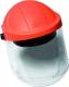 Zorník PROTECTOR INTERCHANGE IV901AA acetát nemlživý ochrana brady 450x185mm čirý