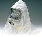 Kukla ochranná z průhledného PVC k celoobličejové masce SCOTT SARI