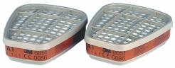 Filtr A1 pro masku a polomasku 3M série 6000