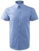 Košile pánská krátký rukáv světle modrá
