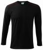 Triko Long Sleeve bavlna 180g unisex černé velikost XXL