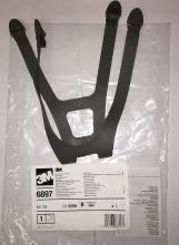 Hlavový kříž upevňovací pásky celoobličejové masky 3M 6800