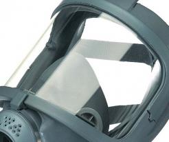 Zorník polykarbonátový k celoobličejové masce SARI